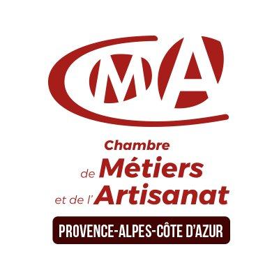 Logo Chambre de Métiers et de l'Artisanat PACA